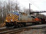 CREX 1429 leads train K040